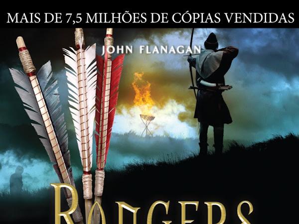 Lançamento destaque: Rangers - A Ordem dos Arqueiros, livro 11: Histórias Perdidas, John Flanagan e Editora Fundamento