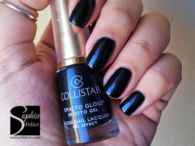 collezione Collistar Bellezza Italiana - smalto gloss effetto gel Verde Paola n°588_03