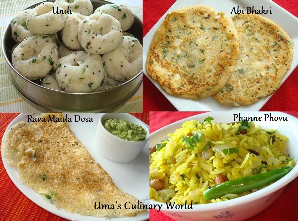 Umas culinary world konkani konkani breakfast forumfinder Image collections