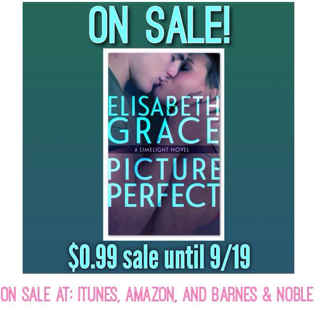 Elisabeth Grace's PICTURE PERFECT is on SALE!!