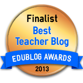 Teacher Blog 2013