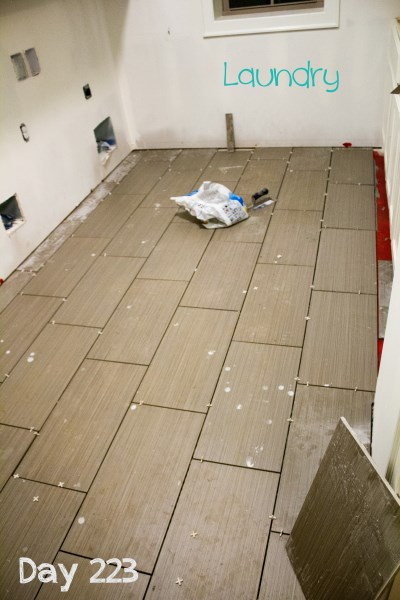 Jenson Crew J Crew Tile Flooring - What do you put under tile floor