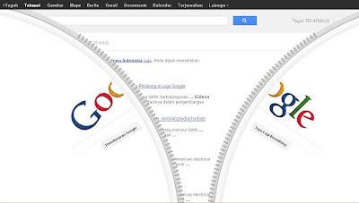 Gideon Sundback Sang Penemu Ritsleting di Logo Google