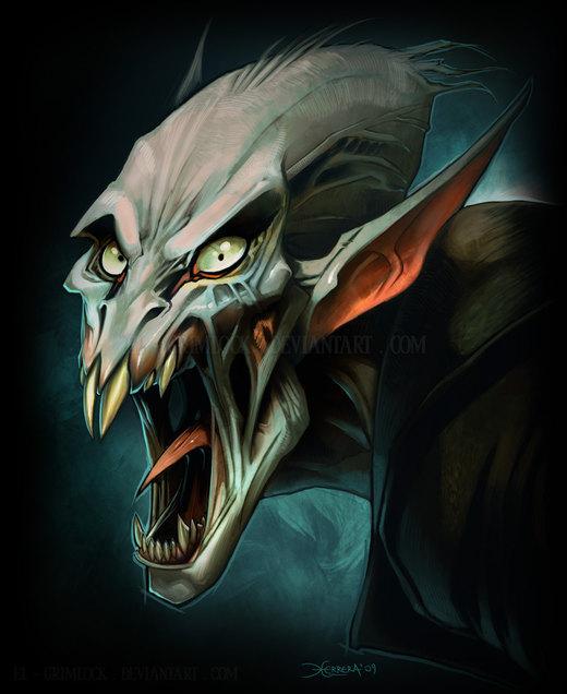 Nosferatu por el-grimlock