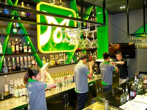 trung tâm đào tạo bartender