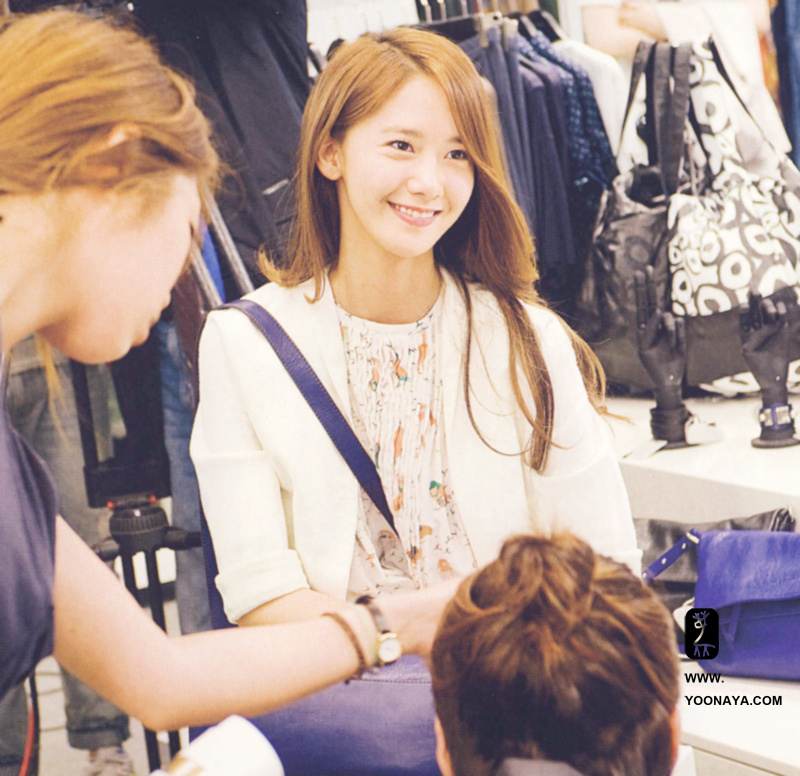 YOONA SNSD 2013 Love Rain Photo Book