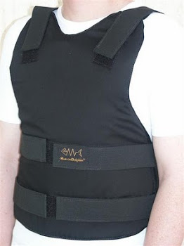 Concealable Level III-A  Vest