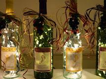 Wine Bottle Baby Shower Prizes