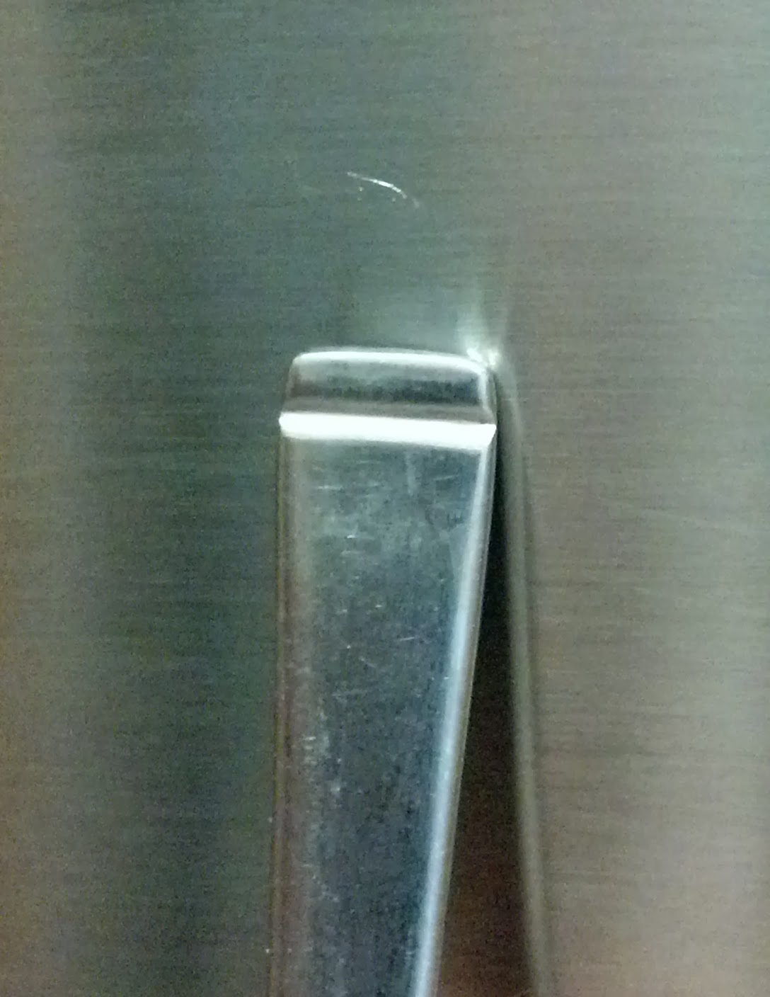 Fix Lovely How to repair shallow scratches in brushed stainless steel