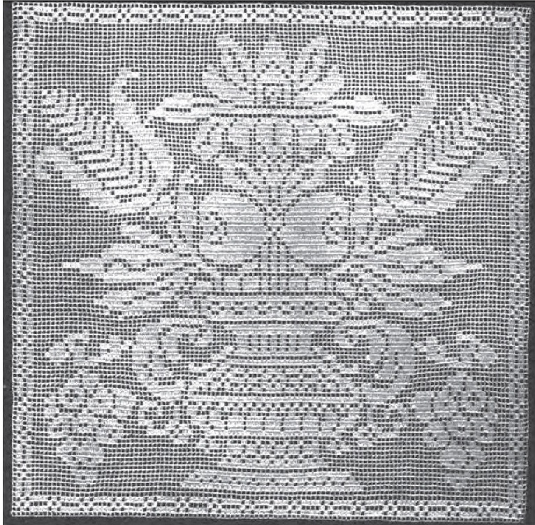 filet crochet basics filet crochet starting the work filet crochet ...