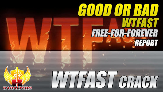 WTFast Crack ★ Good Or Bad ★ WTFast Free Forever ★ REPORT