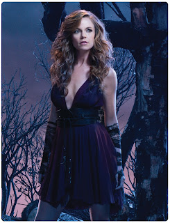 Rachel Boston is the best part of Witches of East End