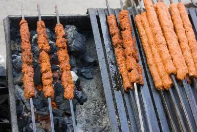 Kebab India