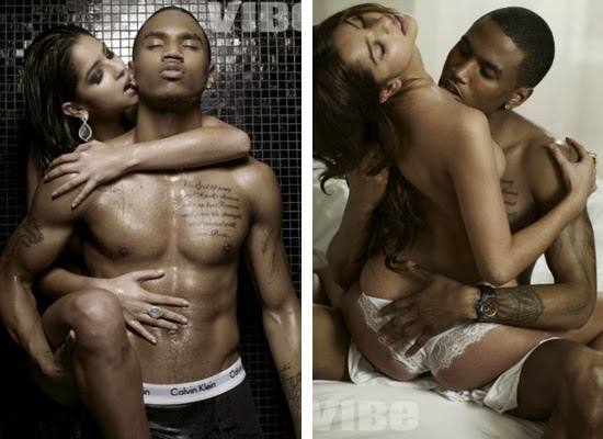 Trey Songz Reacts To Gay Reports And This Viral Kissing Photo