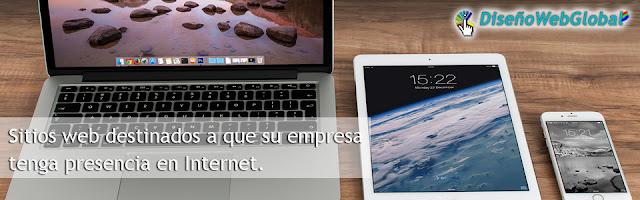 web corporativa para su empresa Salamanca, Valladolid, Madrid