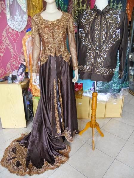 Kumpulan Foto Model Baju Kebaya Couple Trend Baju Kebaya
