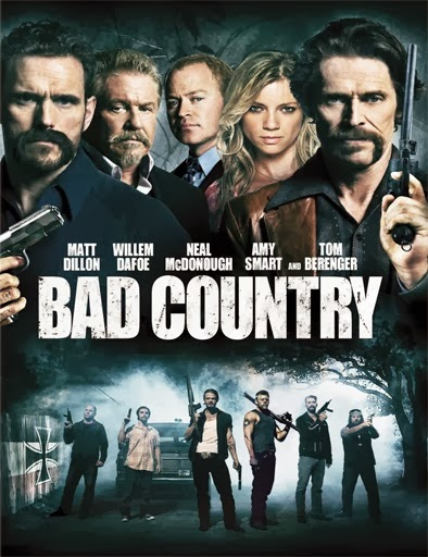 Ver Bad Country (2014) Online