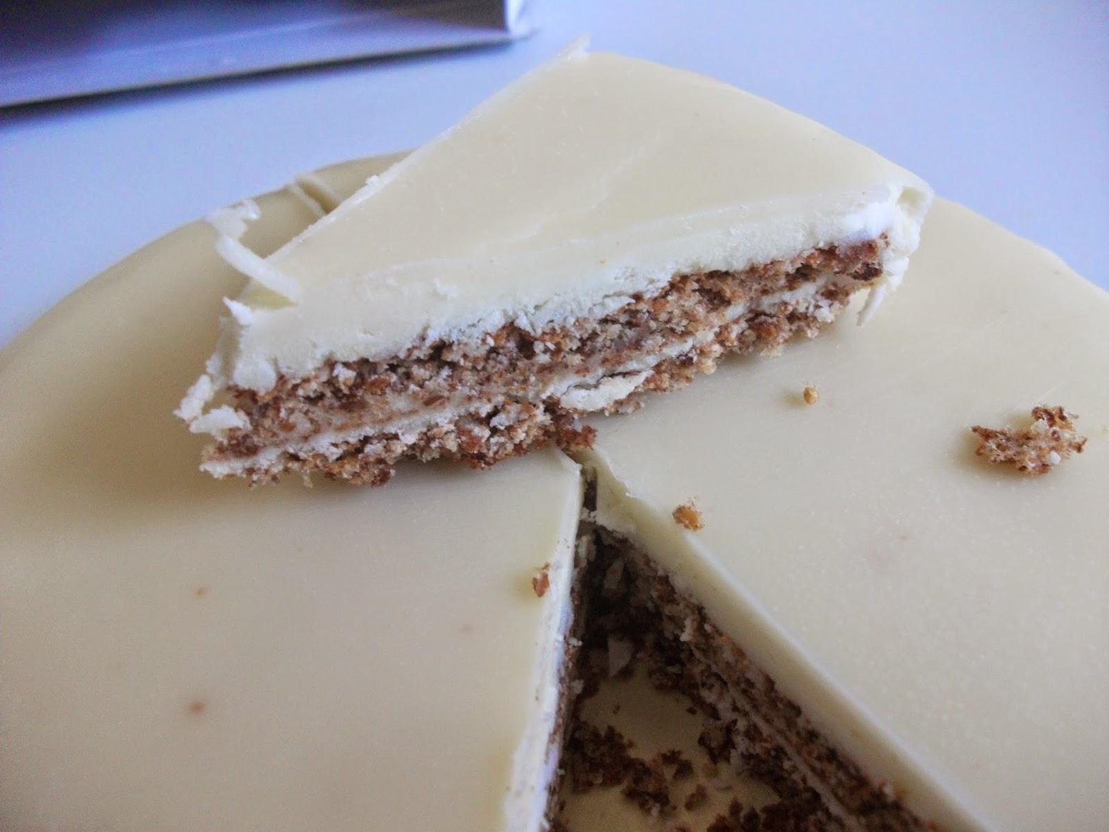 philadelphia almondy lemon cheesecake
