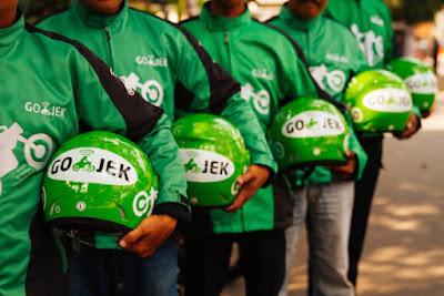 5 Ojek online yang sudah mewabah di Indonesia
