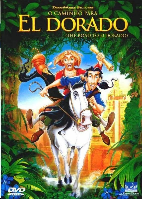 O Caminho para El Dorado – Dublado (2000)