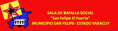 Sala de Batalla Socialista San Felipe El Fuerte