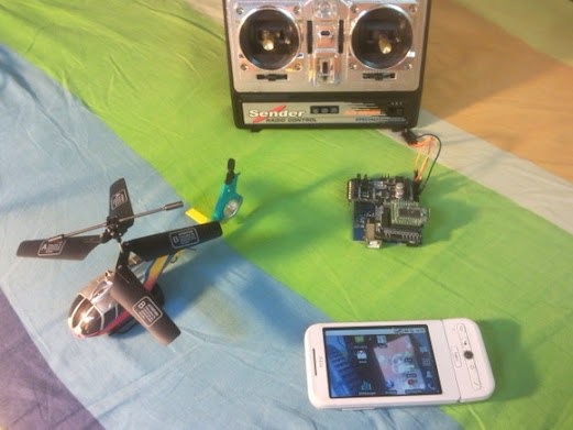 Diy phone gadgets tutorial how to control an ir helicopter an error occurred asfbconference2016 Image collections