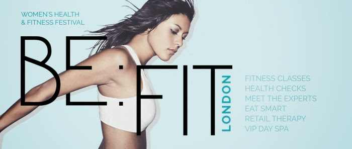 Be:Fit London 2014