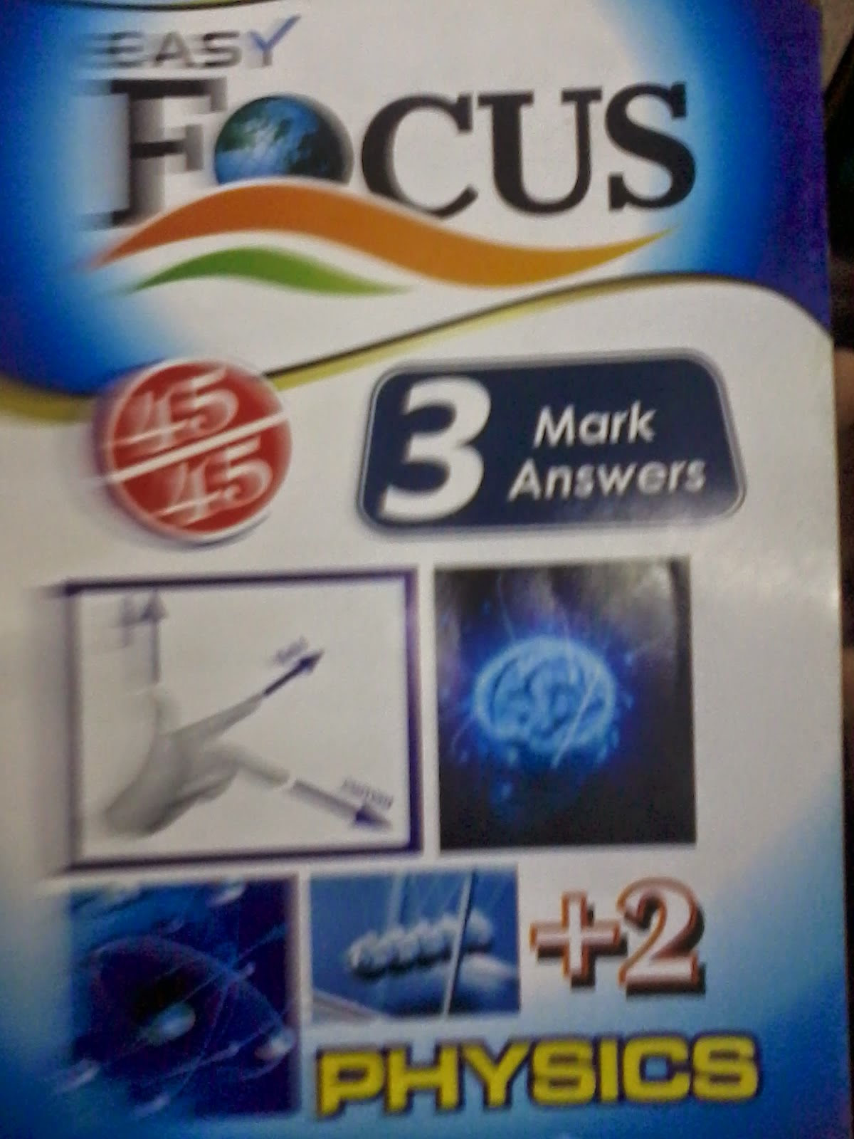 +2  Physics  3 Mark Question &  Answer  by  Easy  Focus