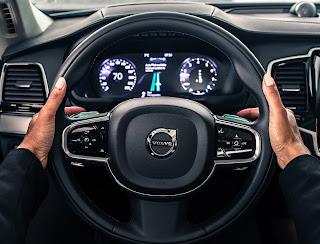Η Volvo πρωτοπόρος και στην αυτόνομη οδήγηση