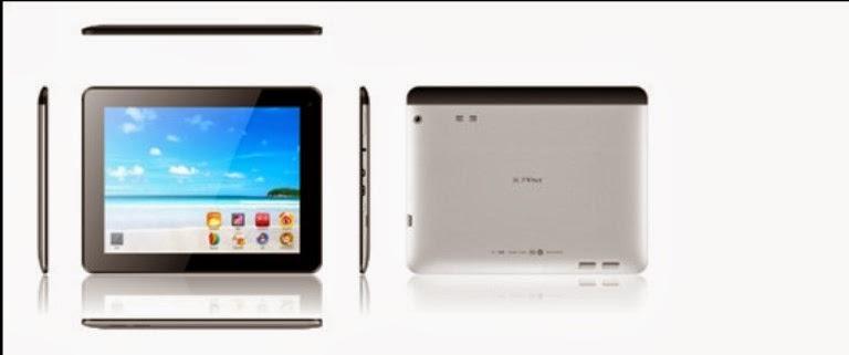 tablette MySimax