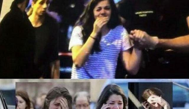 Wanita misterius di tragedi Paris