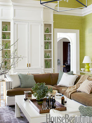 Cyber Info GREEN LIVING ROOMS