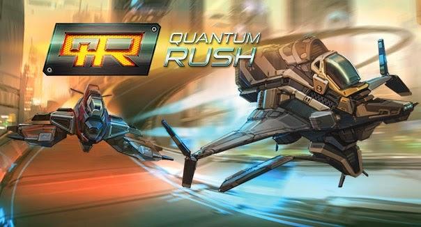 Jogo Quantum Rush