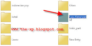 Cara Rename Folder/Memberi Nama Lain Folder tips trik panduan cara memberi nama folder