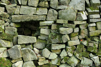 ruines carrières abris village abandonné forêt Fontainebleau Seine-et-Marne