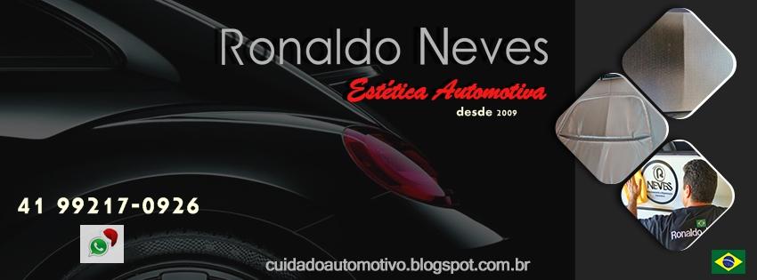 Higienização de Veículos - Ronaldo Neves