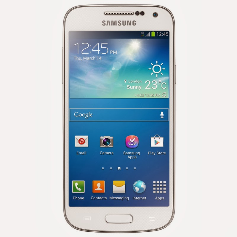 Spesifikasi Dan Harga Samsung Galaxy S4 Mini White Frost Terbaru