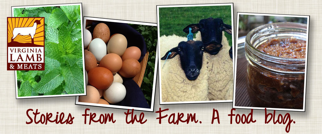 Stories From the Farm. A Food Blog.