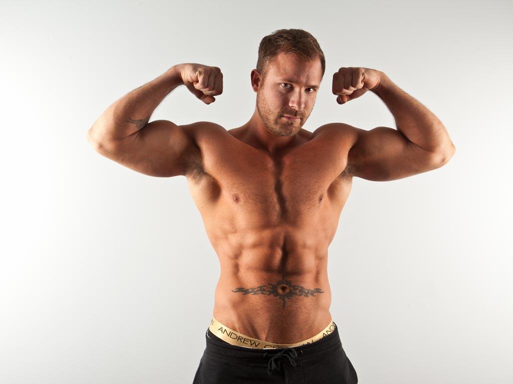 Bodybuilder Beautiful Profiles - Max London