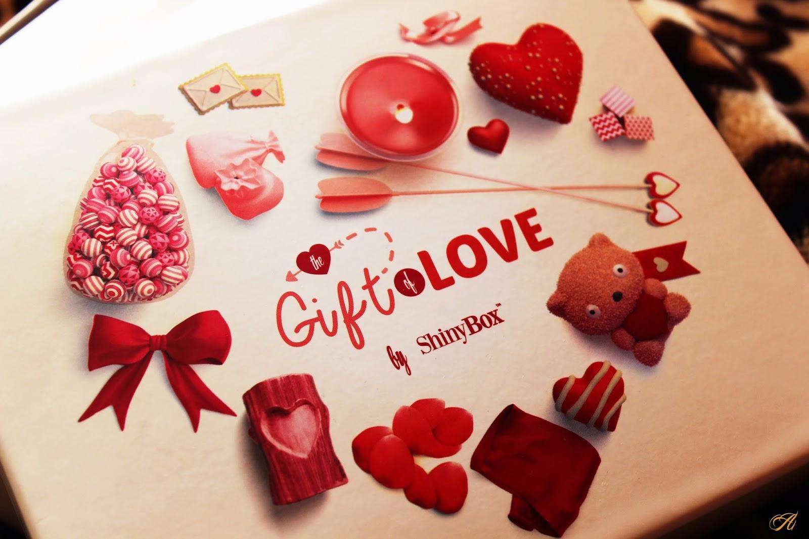 ShinyBox Luty 2015 - The Gift of Love