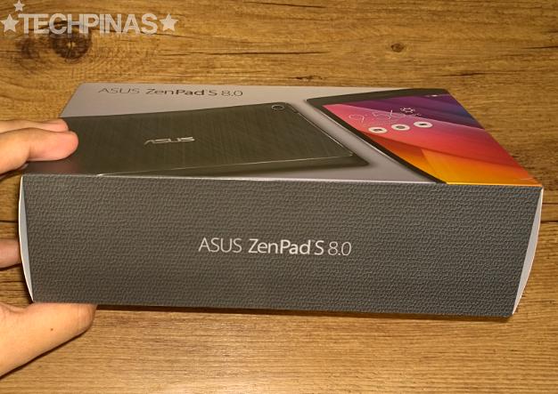 Asus ZenPad S 8.0 Unboxing