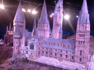Castello di Hogwarts Harry Potter Londra