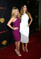 Sofia Vergara & Reese Witherspoon on the red carpet