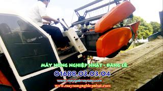 bán máy gặt đập liên hoàn kubota dc70 dc68g ở tại bình giang hải dương phụ tùng máy gặt máy cày xới đất giá rẻ nhất