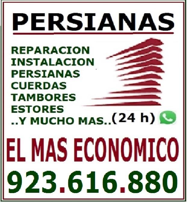 REPARACION DE PERSIANAS 24 / 365