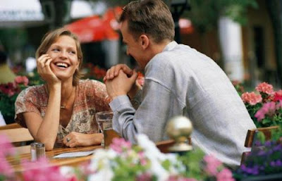 How To Attract Your Perfect Partner - good  first date - happy couple