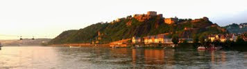 Urlaub & Hotels am Rhein