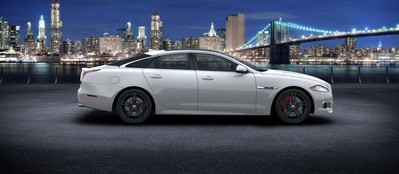 Jaguar XJR Supercharged V8 luxury car