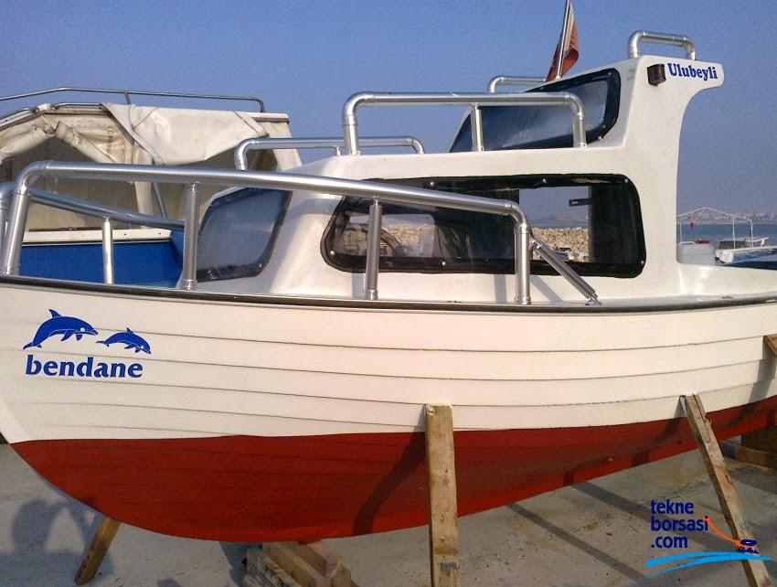 SALE: acil satılık fiber kamaralı tekne İkinci el
