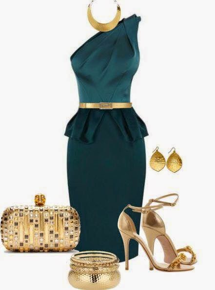 Parties Ladies Outfits Ideas #1